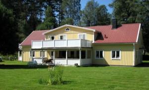vakantiewoning zweden